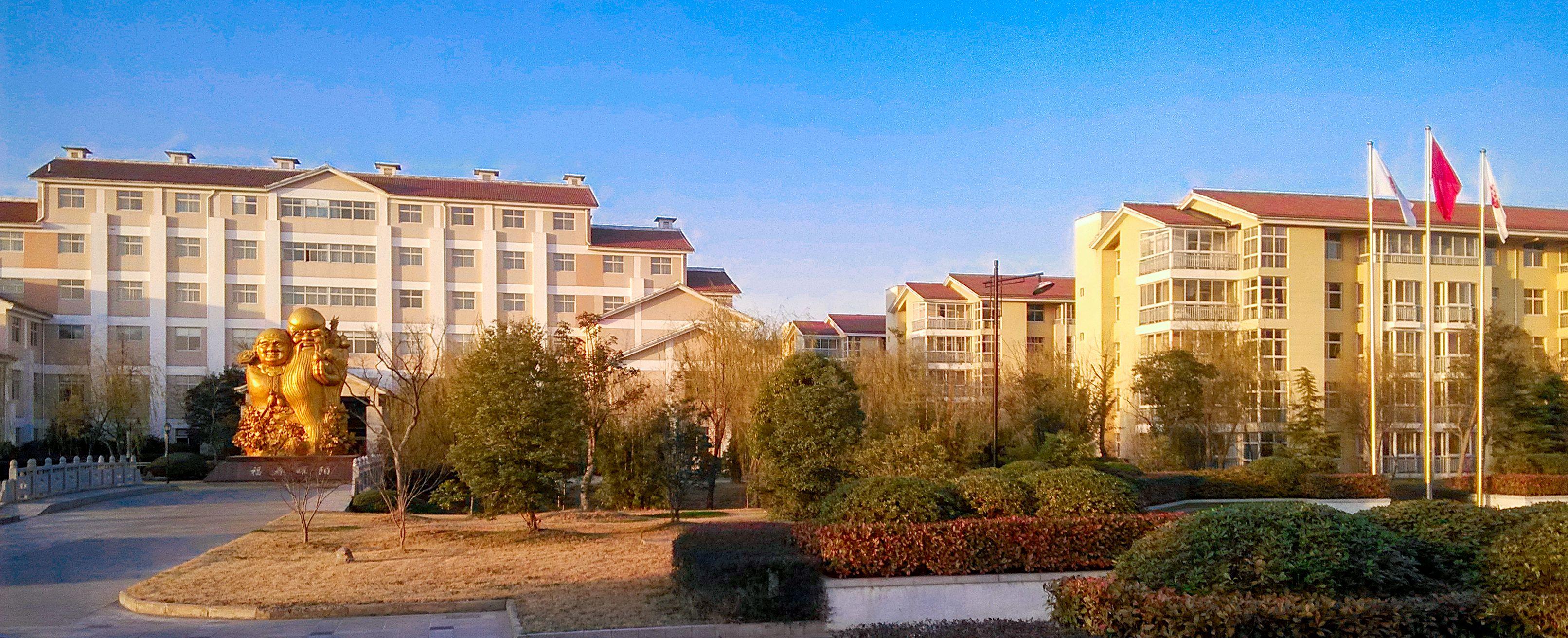 曜阳国际老年公寓外观